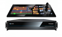 Студийный видеокомплект NewTek TriCaster 410 Plus Base Bundle от магазина jvcvideo.ru