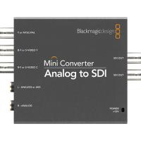Видеоконвертер Blackmagic Mini Converter Analog to SDI от магазина jvcvideo.ru