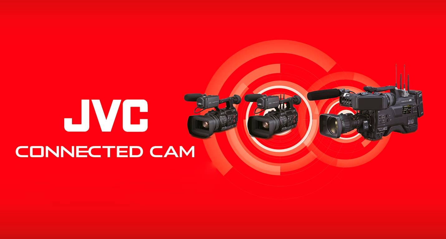 Камеры JVC Connected CAM