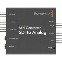Видеоконвертер Blackmagic Mini Converter SDI to Analog от магазина jvcvideo.ru