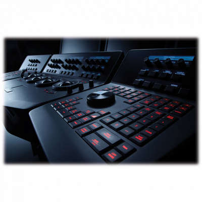 Панель управления Blackmagic DaVinci Resolve Advanced Panel от магазина jvcvideo.ru